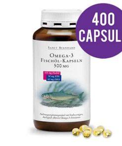 Ulei de peste Omega 3 capsule 500 mg