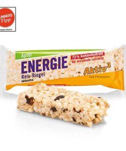 Baton energizant de orez 50g aroma mere