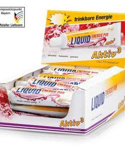 CUTIE 18 TUBURI LIQUID ENERGIE PUR AROMA CIRESE AMARE
