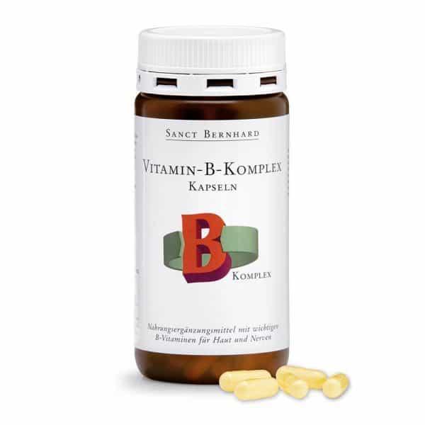 Complex Vitamina B Capsule