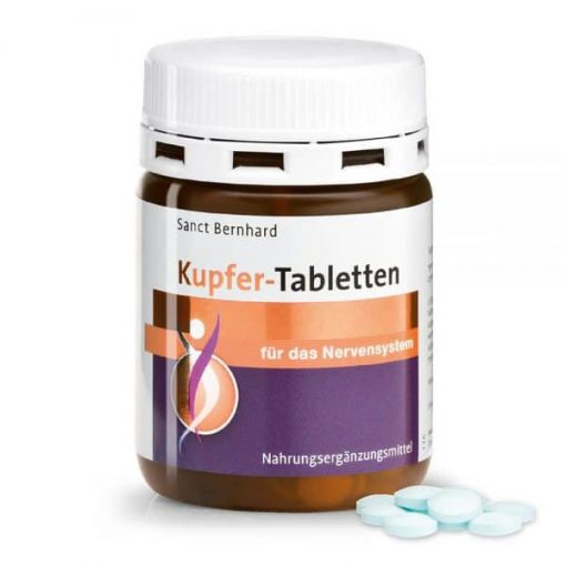 Cupru 180 Tablete