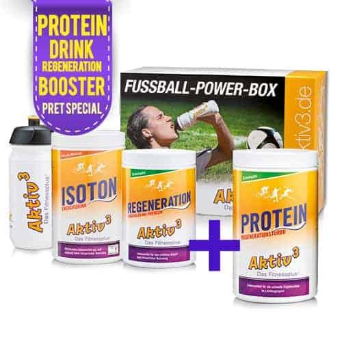 Football Power Box Plus
