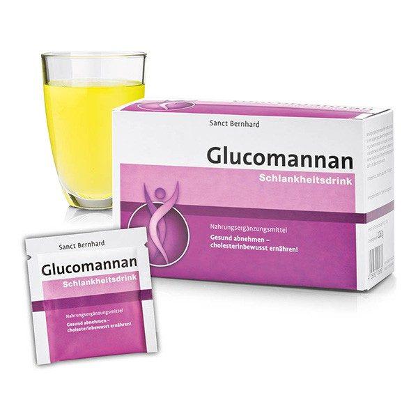 Glucomannan Pulbere pentru slabit