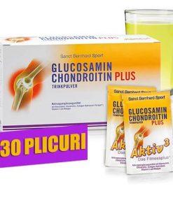 Glucozamina Condroitina Plus Pulbere