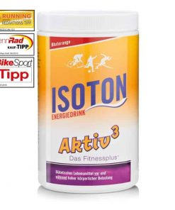 ISOTON Energie Drink 900 g – aroma portocale rosii