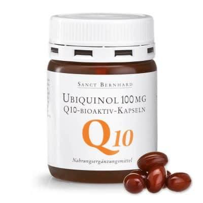 Ubiquinol 100mg Capsule Bioactive Q10