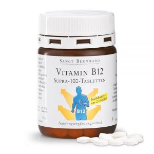 Vitamina B12 Supra 100 Tablete
