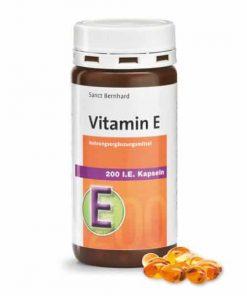 Vitamina E 200 IE Capsule