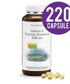 Omega 3 Ulei de peste capsule 1000 mg